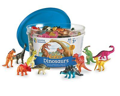 Learning Resources Dinosaur Counters, Set of 60