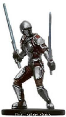 WOTC Star Wars Minis Bounty Hunter Mandalorian Blademaster NM