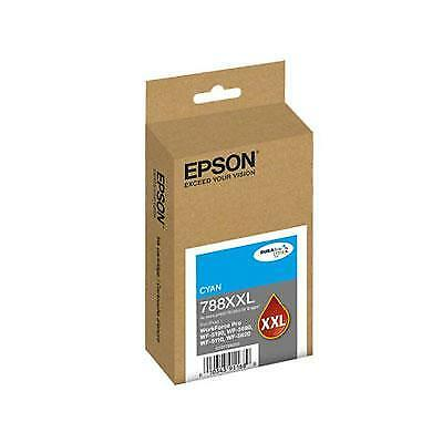 Epson America - T788XXL220 - 788 XXL Cyan Ink Cartridge