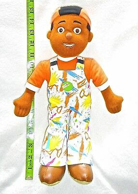 Spencer The Decorator Talking Toy Balamory Tv Series Rare-In Vgc