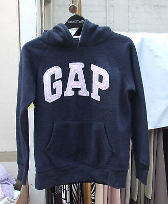 Gap Kids 12-13 year Girls Navy Blue Hoodie Sports Girl Top Sport Jacket