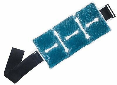 TheraPearl Back Wrap, Reusable Hot Cold Therapy Pack with Gel Beads, Best Ice Ba