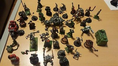 Warhammer Assorted Lot - Includes tons of Figures and vehicles