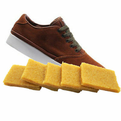 1piece Rubber Eraser for Suede Nubuck Leather Stain Boot Shoes Cleaner Cleaning