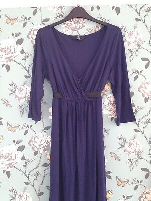 Lovely Size 16 Maternity Dress. Great Condition.