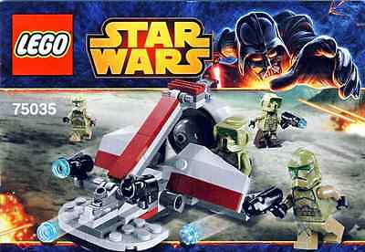 Lego - Star Wars - 75035 - Kashyyyk Troopers - Neuf Et Scellé - New And Sealed