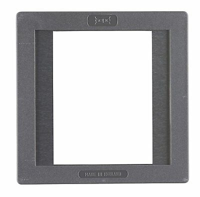 Gepe 457030 6 x 4.5cm Glassless Slide Mount with Metal Mask, 3mm Thick, 20 Pack