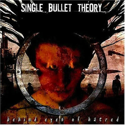 cd SINGLE BULLET THEORY - BEHIND EYES OF HATRED