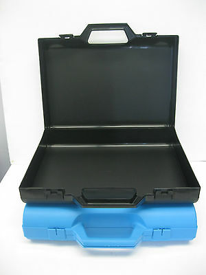 Plastic Carrying Briefcase - For Arts supplies and more Please choose your color