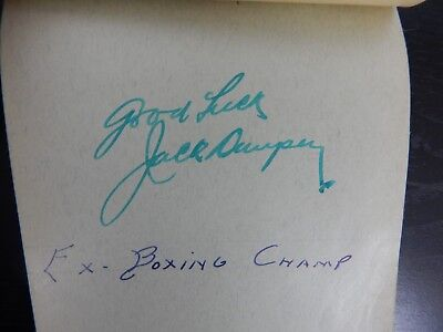 Own A Piece Of Entertainment History! Multi-Signed Guest Book W/ 94 Signatures