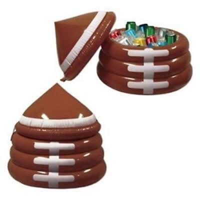 Inflatable Football Cooler Football Birthday Party Decorations