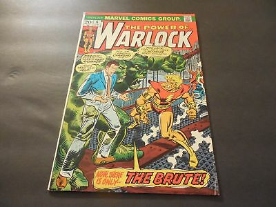 Warlock #6 June 1973 Bronze Age Marvel Comics                    ID:7108