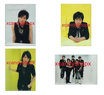 Japan ARASHI Summer Tour 2007 TIME official clear file