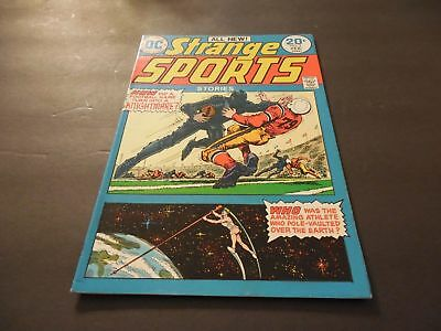 Strange Sports Stories #3 Feb 1974 Bronze Age DC Comics Uncirculated     ID:7618