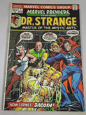 Marvel Premiere #7 featuring Dr. Strange (Mar 1973, Marvel)