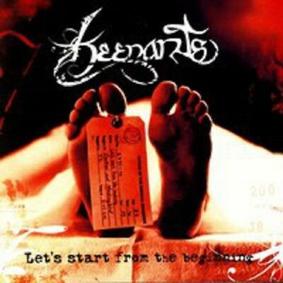 cd KEENANTS - LET'S START FROM THE BEGINNING