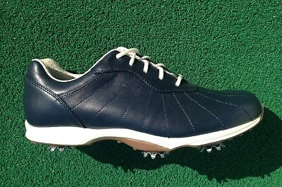 Women's FootJoy emBody Golf Shoe #96102 - Navy (discontinued style)