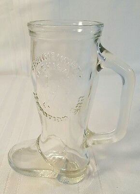 Beer Stein / Glass / Mug /Boot, BAVARIAN INN FRANKENMUTH MICHIGAN  41