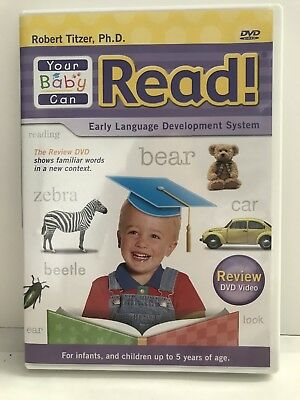 Your Baby Can Read Review DVD