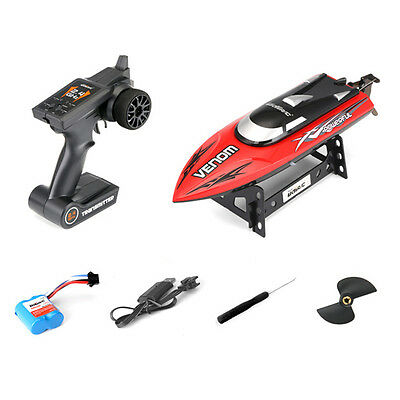 Remote Control LARGE RC Boat High Speed for Racing RTR FAST Cooler