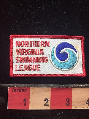 Northern Virginia Swimming League Patch 74WV