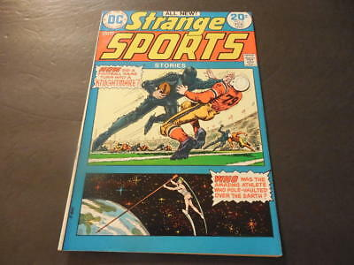 Strange Sports Stories #3 Feb 1974 Bronze Age DC Comics                  ID:9846