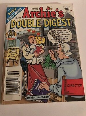 Archie's Double Digest No.132 Collectable Comic Book