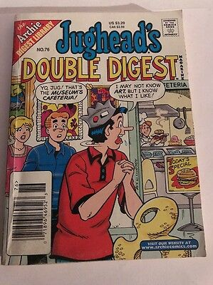 Jughead's Double Digest No.76 Collectable Comic Book