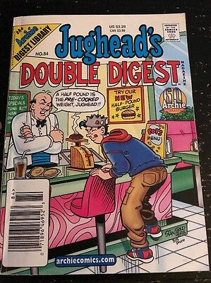 Jughead's Double Digest Magazine No.84 Collectable Comic Book May 2002