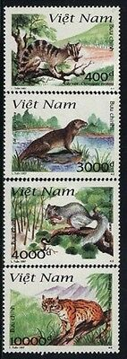 N.Vietnam MNH Sc 2759-62 Value $ 3.75 US $ Fauna