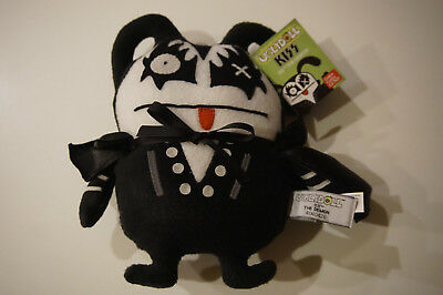 Kiss Gene Simmonds Halloween plush 10 in doll Ox the Demon Gund Ugly Doll