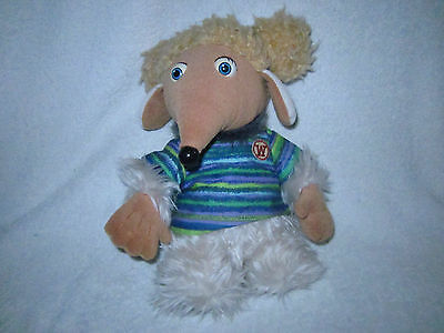 1990's First Love 10 Inch Tall  Womble - Alderney