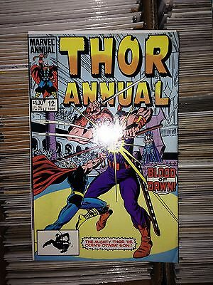 Thor Annual #12 (1984, Marvel) VF