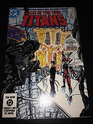 Tales of the Teen Titans #41 (Apr 1984, DC) FN/VF (1st ..Tales of...)