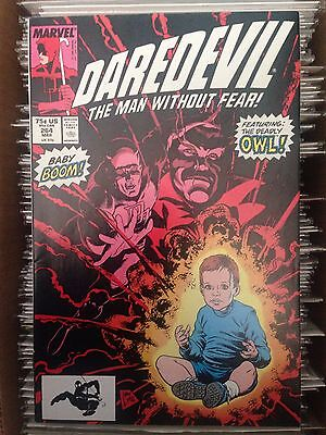 Daredevil #264 (Mar 1989, Marvel) FN+