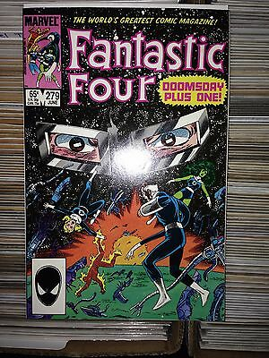 Fantastic Four #279 (Jun 1985, Marvel) FN/VF