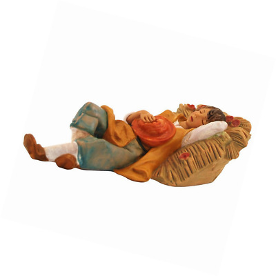 Roman Fontanini 5 Inch Series Ephraim the Sleeping Shepherd