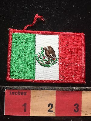 Flag Themed Country Of MEXICO Patch Emblem 72UU