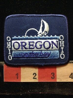 Ohio Patch OREGON ON THE BAY S75T