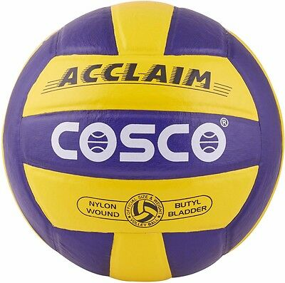 Cosco Acclaim Volleyball - Size 4 (Multi-Color)