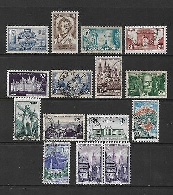 FRANCE - mixed collection No.36