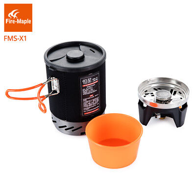 Fire Maple Outdoor Cooking System Hiking Equipment Stove Oven Gas Burner FMS-X1R