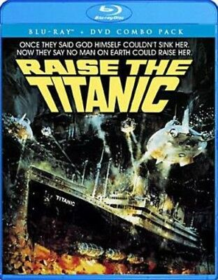 Raise the Titanic [2 Discs] [Blu-ray/DVD] (Blu-ray Used Like New)