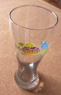Jimmy Buffett's Margaritaville Las Vegas pilsner glass from Flamingo Hotel