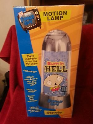 Family Guy: Stewie Motion Lamp