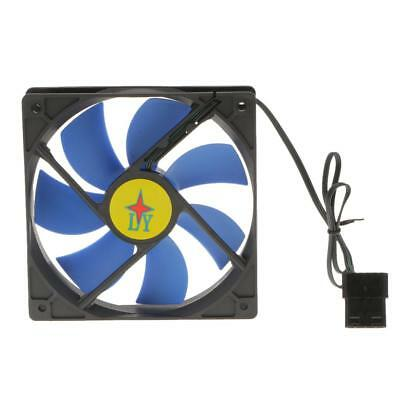 120mm Air Flow Fan Blades Speed Profiles Silent Driver 120 mm Case Fan