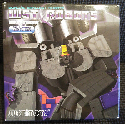 Transformers G1 WST Military Transport ASTROTRAIN
