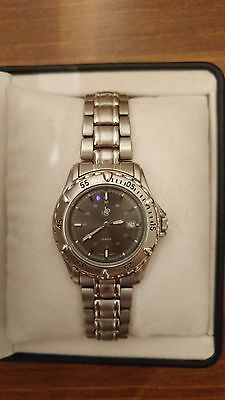 Vintage John Player Swiss Watch Water Resistant Made in Germany