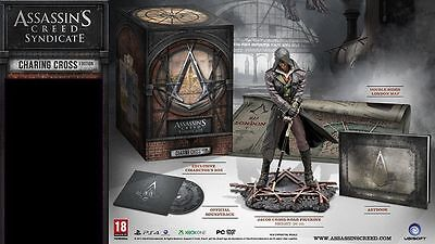 Assassin's Creed Syndicate Charing Cross Collector's Edition Content Only