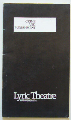 Crime & Punishment Michael Pennington Bill Paterson Nicholas Farrell